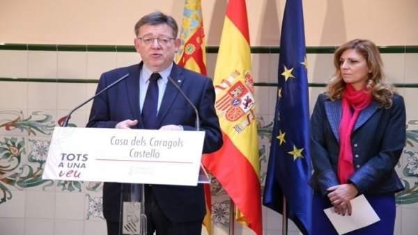 """Puig advoca per un PSPV que s'òbriga """"en canal"""" a la societat i no que es mire el melic"""