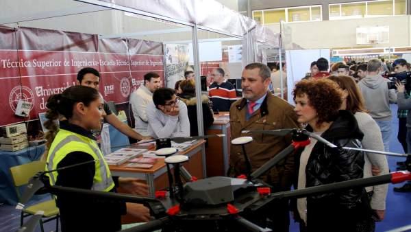 Nota De Prensa Y Fotos Sobre Jornadas Puertas Abiertas Uhu