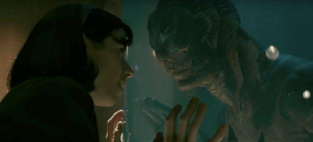 Crítica de 'La forma del agua': Guillermo del Toro nos cuenta que el amor también es para los monstruos