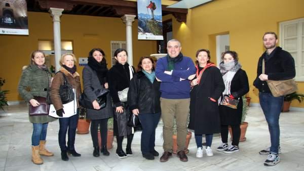 Viaje de prensa de medios franceses