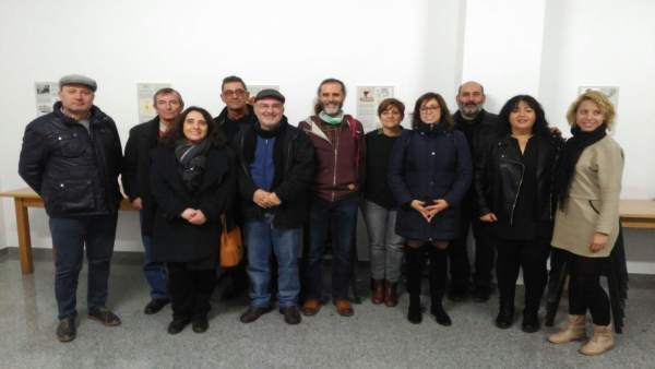 Francisco enríquez nuvo coordinador de IU en málaga
