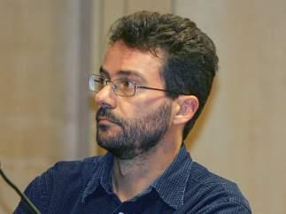 PACO SEGURA. COORDINADOR DE ECOLOGISTAS EN ACCIÓN