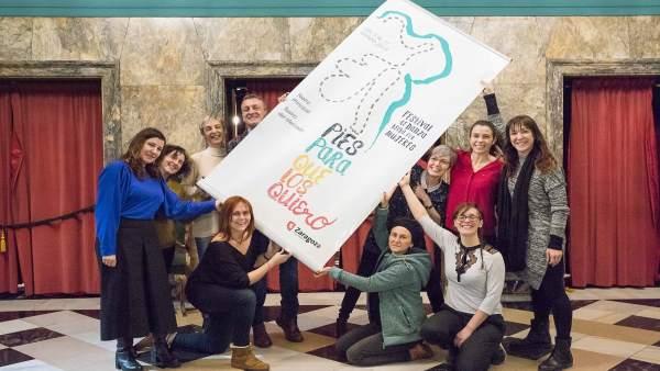Las mujeres son protagonistas del festival de danza 'Pies para qué los quiero'