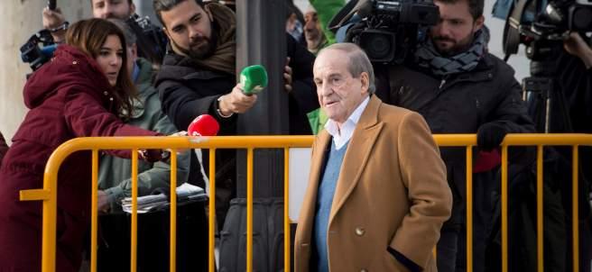 José María García testifica