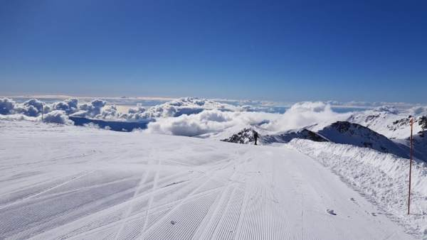La estación de esquí de Sierra Nevada