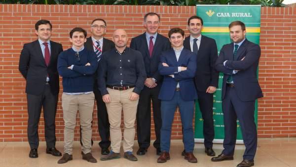 Cuatro proyectos de la UNAV premiados por Caja Rural