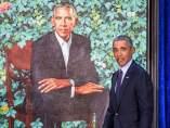 Retrato de Obama
