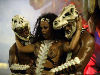 Sensualidad carnavalesca