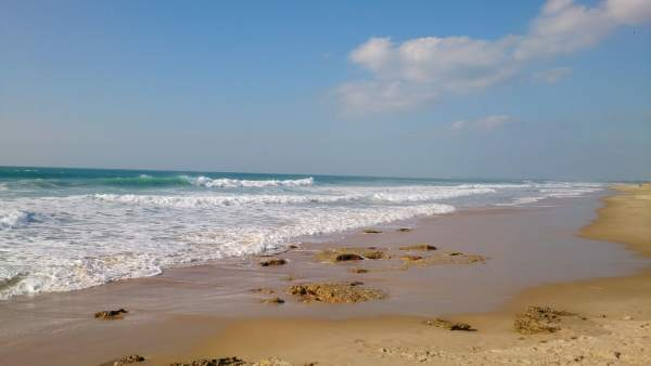Playa de El Palmar (Cádiz)