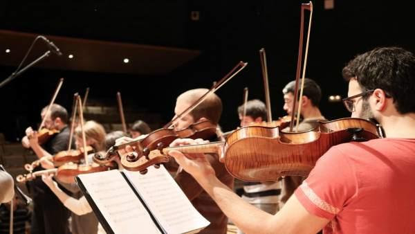 El Auditorio Regional Propone Una Velad A De Fusión De Música Clásica Y Jazz