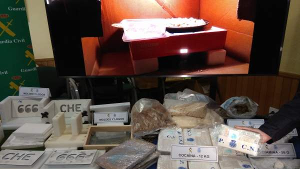 Desmantellen un laboratori de cocaïna en un xalet de Riba-roja de Túria i intervenen 12 quilos