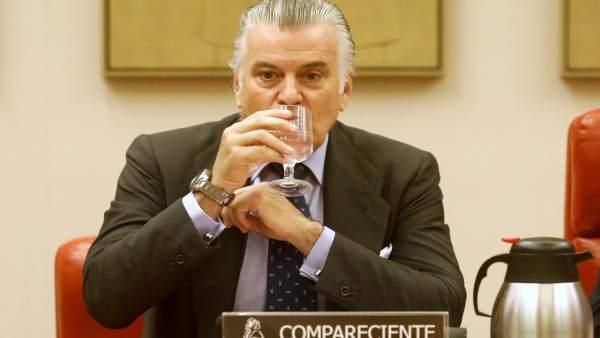 Bárcenas ratifica que Costa li va avisar de la facturació falsa dels costos electorals del PP valencià