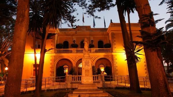 El Ayuntamiento de La Línea de la Concepción (Cádiz)