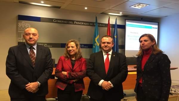 Presentación de la Mesa Regional para el Fomento de la Movilidad Eléctrica