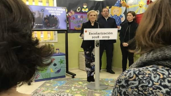 Foto/ Proceso De Admisión Escolar