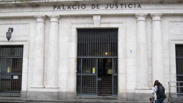 Audiencia de Valladolid.