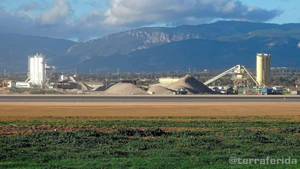Emisiones aeropuerto de Palma