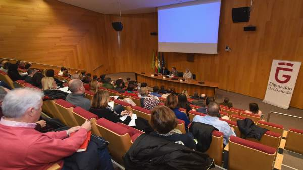 Jornada informativa de Diputación sobre la Ley de Contratos del Sector Público