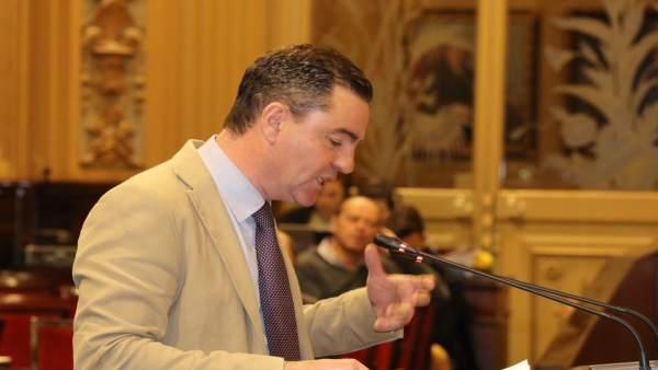 El diputado del PP Miquel Jerez