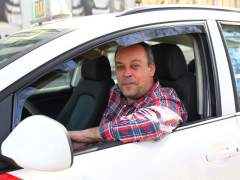 Julio, taxista