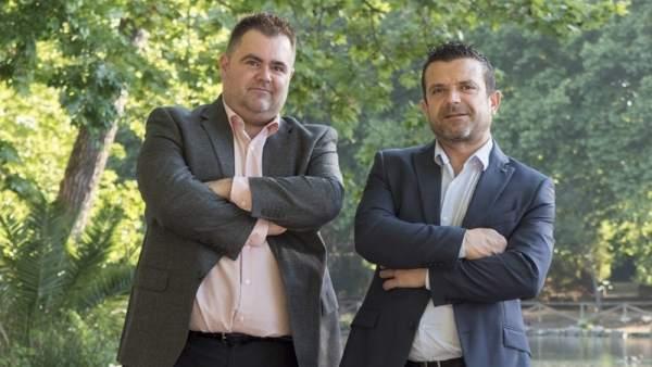 Dos valencians inventen un dispositiu per a estalviar un 40% d'aigua