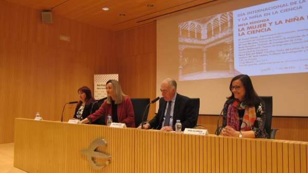 Ibercaja celebra el Día Internacional de la Mujer y la Niña en la Ciencia