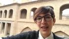 Violeta Barba cuenta su experiencia en EE UU