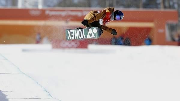 Queralt Castellet en los Juegos de PyeongChang