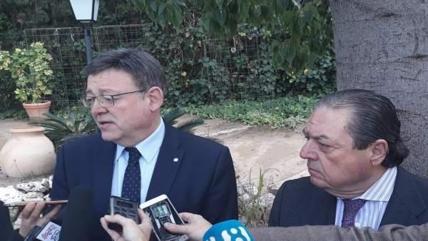 """Boluda (AVE) """"no està d'acord"""" amb Montoro sobre la seua negativa a aplicar una quitació al deute de la Generalitat"""