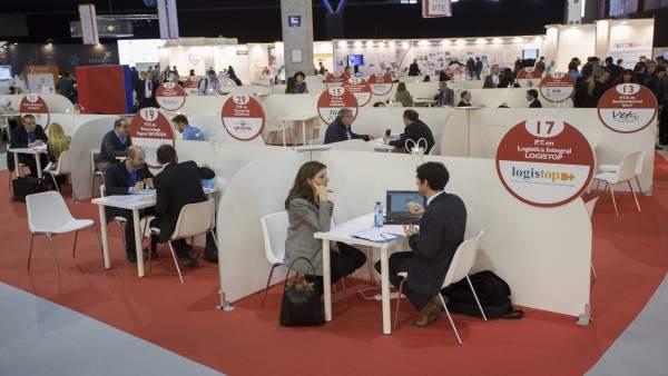 Transfiere Foro compartir innovación networking málaga fycma evento