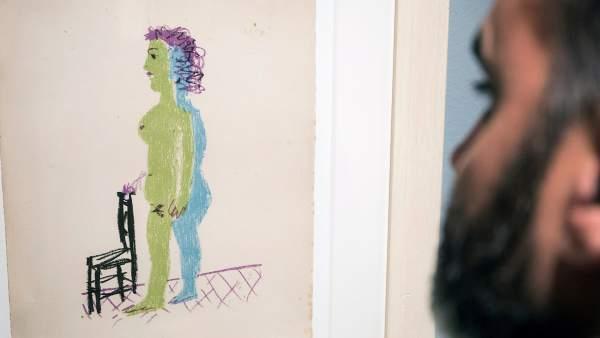 El deseo atrapado Picasso