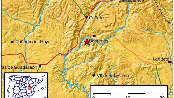 Terremoto Boniches