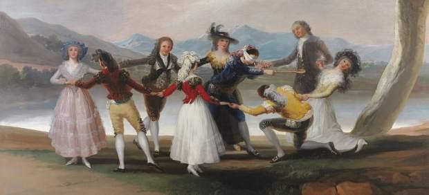 La gallina ciega, 1788