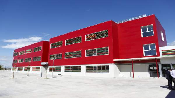 Colegio Zaragoza Sur.