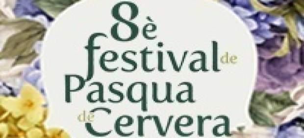 El Festival Pasqua de Cervera acogerá 12 conciertos, siete de ellos estrenos