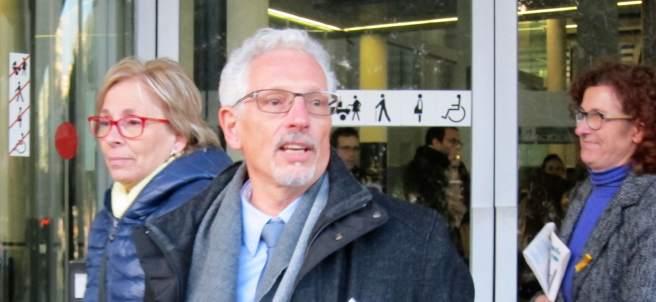 Santi Vidal, exjuez y exsenador de ERC.