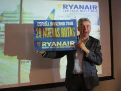 Michael O'Leary, CEO de Ryanair