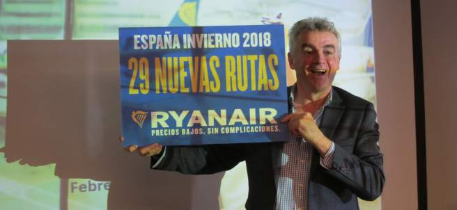 Michael O'Leary, CEO de Ryanair