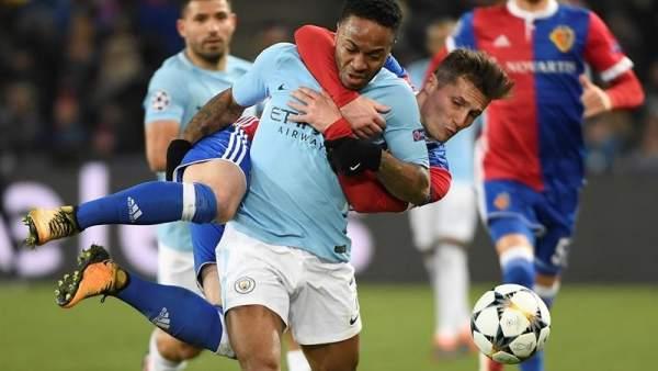 Manchester City vs Basilea