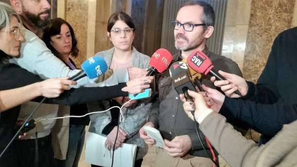 Josep Costa, Gemma Geis (JxCat)