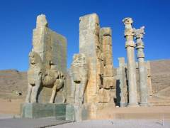 Persépolis, un viaje en el tiempo