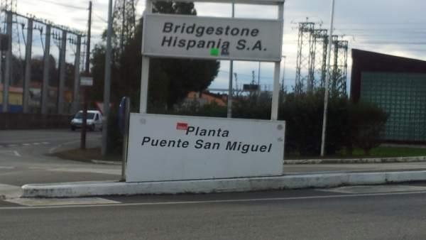 Bridgestone Puente San Miguel
