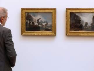 Dos cuadros de Goya seguirán en València