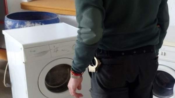 Remitiendo Np Opc Huelva 'La Guardia Civil Esclarece 8 Robos Perpetrados En La C