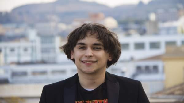 Uno de los investigadores que irán a la semifinal del Famelab España