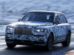 El Rolls Royce Cullinan debe su nombre al mayor diamante del mundo