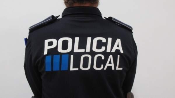 Uniforme policía local de Baleares