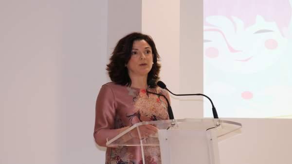 La consejera de Empleo y Políticas Sociales, Beatriz Artolazabal