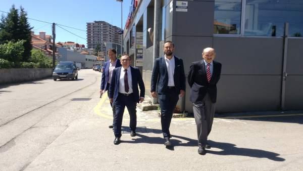 Nota Sobre Expediente Contratación De Nueva Fase Proyecto Urbanización Paseo Del