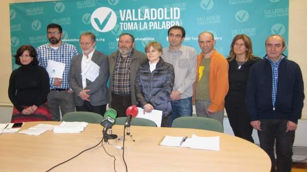 Presentación del encuentro municipalista de Palencia